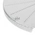 Диск Терка 1 мм для Robot Coupe CL50 R 502, CL 50, CL 50 Ultra, CL 52, CL 55 (28055)