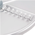 Диск Слайсер волнистый 2 мм для Robot Coupe CL20,25,30 (27621)