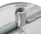 Диск Julienne (соломка 2х4 мм) для Robot Coupe CL50 (27072)