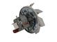 Двигатель VN050, KVN050, KMT0050A с крыльчаткой для UNOX XF. TWIN MOTOR FAN VR150 H40 220V 50Hz