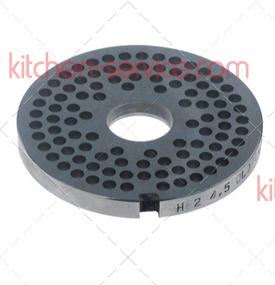 Решетка 100730 для мясорубки TS-TI22 Unger H82, 6мм