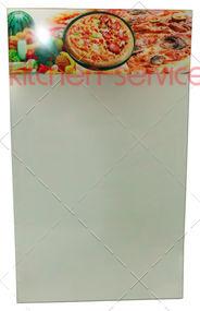 Стекло боковое для витрины тепловой для пиццы PD AIRHOT (76822)
