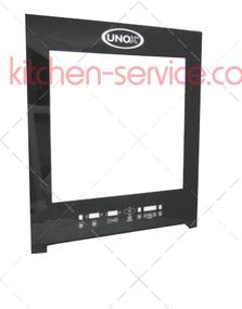 Стекло наружное KVT1101B для Unox XVC 505