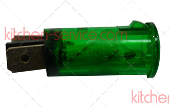 Лампа индикаторная зеленая для гриля Salamander SGE-460 AIRHOT (71742)