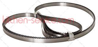 Полотно лезвие 1650-16-0,5 мм для пилы JE-JU 210, Sirman SO-1650, SAP 1650