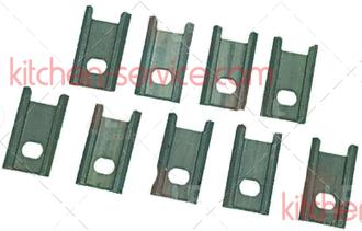 Сменные лезвия 100033 для ножа Unger B/98 (комплект - 9 шт)