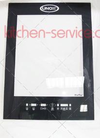 Стекло наружное KVT1106A для Unox XVC704