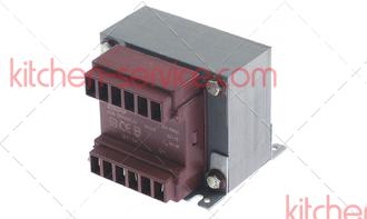 Трансформатор 230V - 12V 60VA KVE1360A, VE1360A0 для печи UNOX. RECHANGE TRANSFORMATEUR.