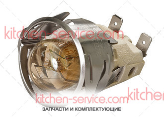 Лампа в комплекте KLP0028A, ЕX-VE028, VE028. LAMP HOLDER+LIGHT BULB KIT