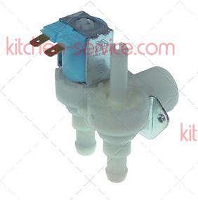 Клапан соленоидный сдвоенный для CB1565W льдогенератора Brema 23138