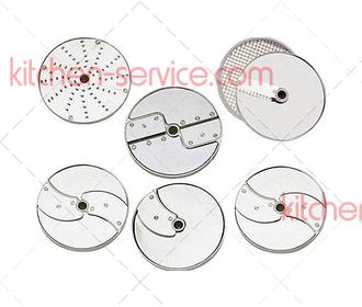Комплект дисков №1961 (7 ножей) для Robot Coupe CL50, CL52, CL60, R502, R652