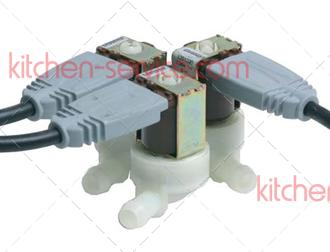 3002.0311 Трехвентильный электромагнитный клапан Classic 6-20