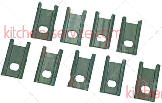 Сменное лезвие 100025 для ножа UNGER R/70 (комплект - 9 шт)