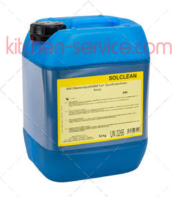 SOLCLEAN 444GLASER(ГЛАСЕР), канистра 12,0 кг