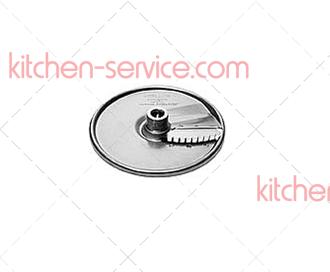 Диск 63061 для нарезки соломкой (4х4мм) для машин д/резки овощей серии RG-350/400