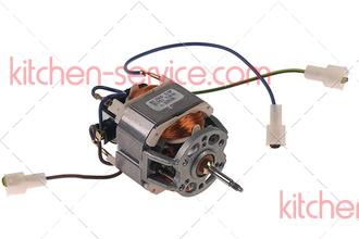 Электромотор 601495, 098808 для кофемашин эспрессо Cookmax, N&W
