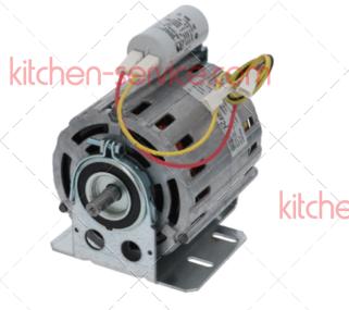 Мотор 184Вт 220/240В с конденсатором 601968