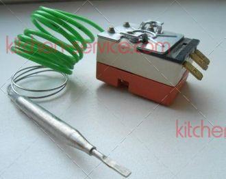 Термостат защитный 72565 (TS-1171) 125°C для котла Kovinastroj (KOGAST) EK-7/80, EK-9/150, EK-9/200, EK-9/300