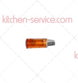 Лампа индикаторная оранжевая AIRHOT (36830)