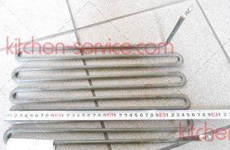 ТЭН 72061 2,5 кВт (с белым изолятором) для электрической сковороды Kovinastroj (KOGAST) мод. EKP-7/40SL