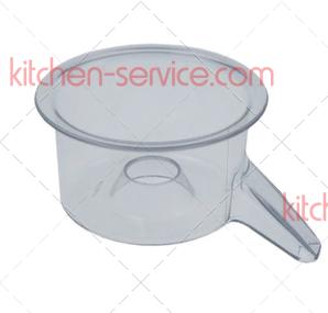 Пластиковый контейнер сока для Macap P206