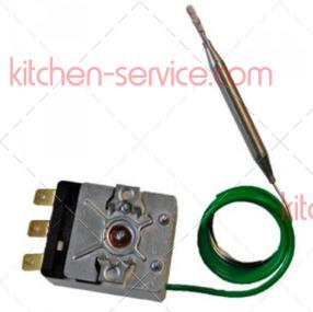 Термостат защитный 72565 (TS-1171) 125°C для котла Kovinastroj
