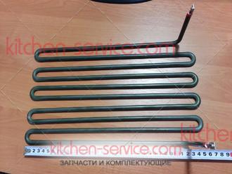 ТЭН (1,5 кВт, красный керамический изолятор) 72063, TS-1407 для сковороды Kogast (Kovinastroj) EKP-7/40SL