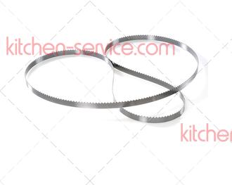 Полотно лезвие 4260-19-0,5 мм для пилы ленточной KT-750