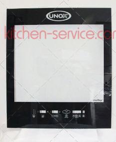 Стекло KVT1101A наружное для печи Unox XVC504