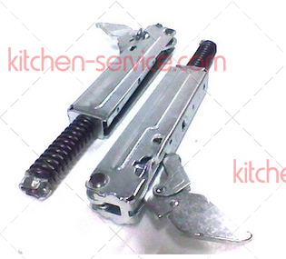 Комплект петель CR1015A, KCR1015A, KCR013 для печи UNOX XF 135. KIT HINGES L.M. ARIANNA CR1015A0