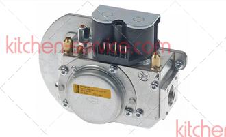 87.01.153 Газовый клапан в сборе RH Rational SCC_WE, CM_P 61-62-101-201G, начиная с 09.2011 заменяет 70.00.581
