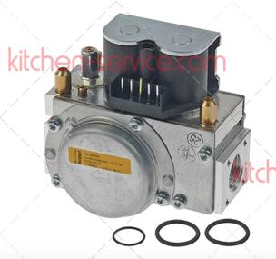 87.01.149 Газовый клапан в сборе SEP Rational SCC_WE, CM_P 61-62-101-201, начиная с 09.2011 заменяет 70.00.582