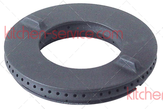 RC01149000 Крышка горелка 7200 W для Tecnoinox