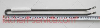ТЭН 72040,  0.7 кВт  для сковороды Kogast (kovinastroj) EKP-9/65
