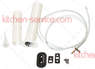 Температурный зонд TR1015, TR1095A0, KTR1095A, KTR007 для печи UNOX XF. SONDE TEMPERATURE L-1050mm