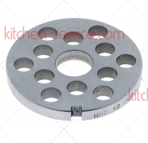 Решетка 100755 для мясорубки TS-TI22 Unger H82, 12мм