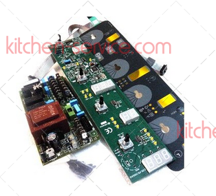 Комплект электронных плат KPE001 + KPE002 для UNOX XF 090.