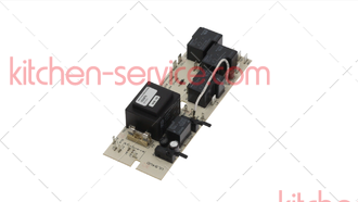 Плата электронная 3-х фазная  для Robot Coupe CL50С/CL50E/CL50D Ultra (102479)