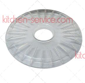 Пластмассовый фильтр для соковыжималки Macap P200, P202 (C0007S809)