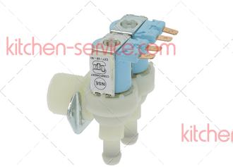 Клапан соленоидный сдвоенный для линий CB/GB (серия W) льдогенератора BREMA (23010)