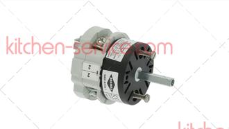 Переключатель селекторный 3х полюсный 16 A 250 В для COMENDA (110805)