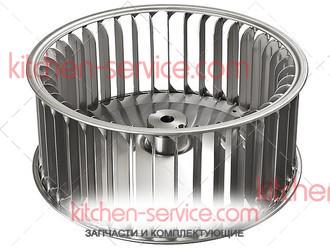 Крыльчатка KVN009, VN1030A3 для печи UNOX серии XVC. FAN KIT VN1030A3 D196 H81