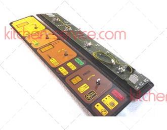 Электронная плата (плата управляющая) индикации PE1000A, PE1055A, KPE1055A для UNOX. CARTE CONTROLE BAKERLUX