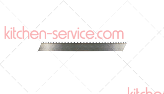 Полотно лезвие 2400-16-0,5 мм для пилы ленточной SIRMAN SO-2400, MASTRO FIG0009, Kocateq JG2400 (699049)